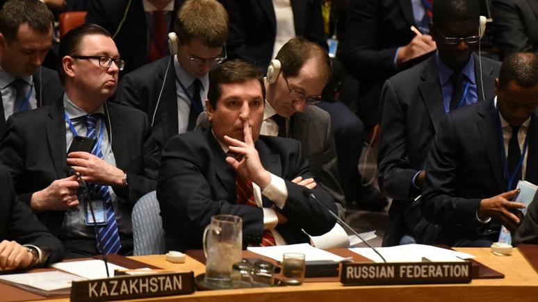 Ouest-France: с Россией все средства хороши — вплоть до исключения из Совбеза