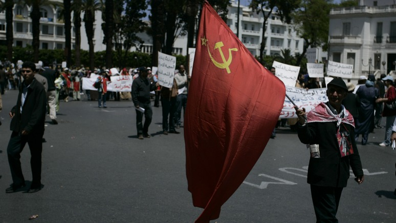 Jeune Afrique: Октябрьскую революцию в Африке чтут даже больше, чем в Москве