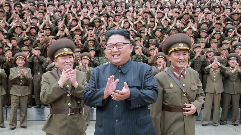 SCMP: если Ким Чен Ын внезапно исчезнет, у директора ЦРУ о нём расспрашивать не стоит