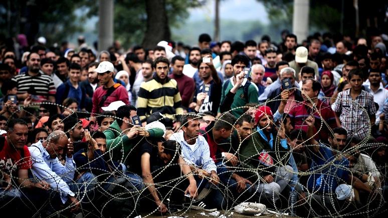 Focus: Орбан провозгласил Центральную и Восточную Европу «зоной без мигрантов»