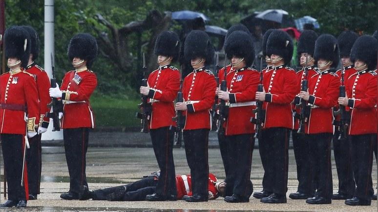 Telegraph: отставной генерал усомнился, что британцы справятся с «российским вторжением»
