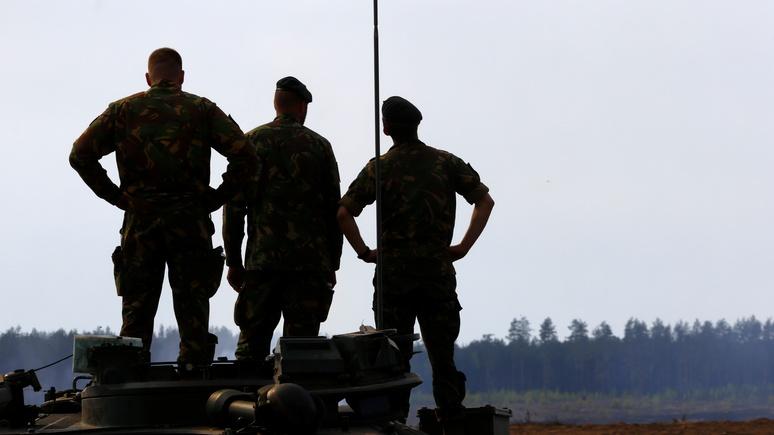 Die Welt: НАТО чувствует себя обманутым российскими учениями