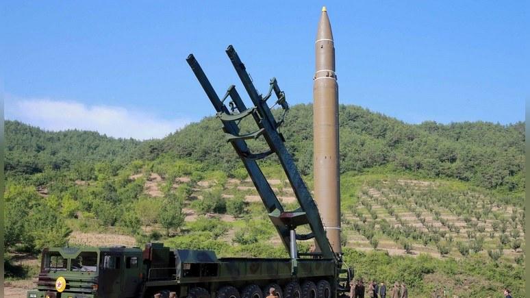 Asia Times: Пхеньян мог скопировать «огненную звезду» с советских ракет