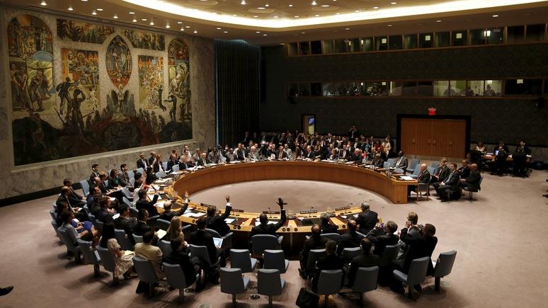 Das Erste: эксперты ООН на радость США обвинили Асада в применении химоружия