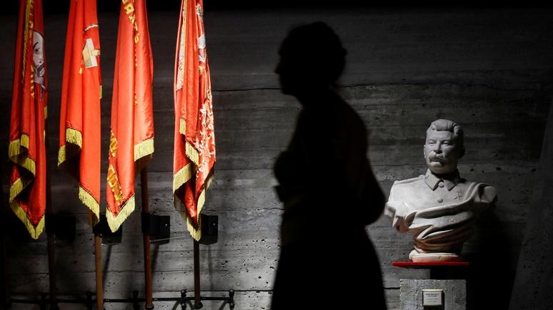 NZZ: травмы советского прошлого мешают России двигаться вперёд