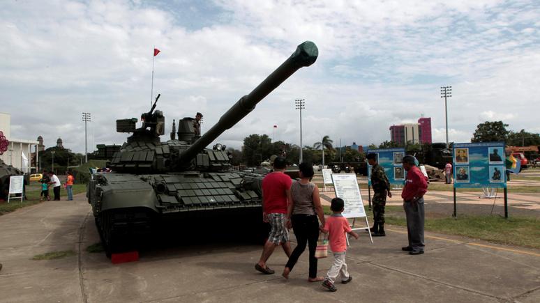Expressen: детям в России Микки-Маус не нужен — когда есть Т-72