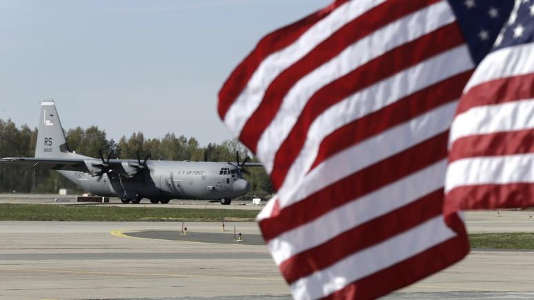 Nation: без лишнего шума США стягивают элитные подразделения к границе с Россией
