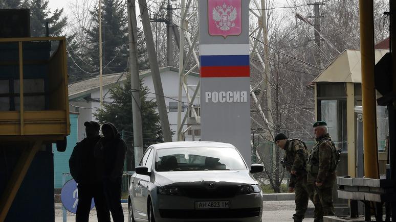 СТРАНА.ua: украинцы стали чаще посещать Россию