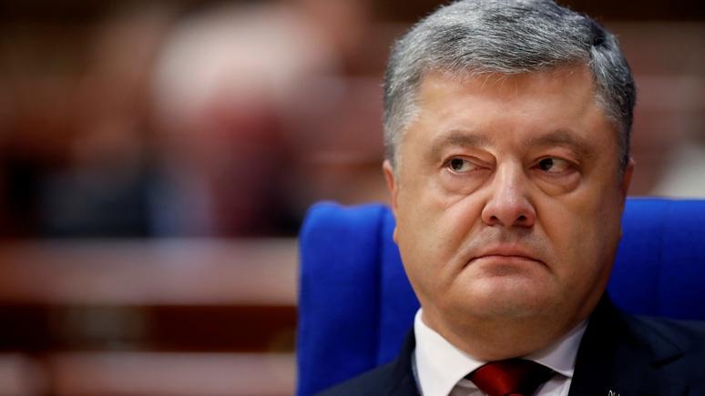 FAZ: при Порошенко оборонный сектор Украины стал «золотой жилой» для коррупционеров