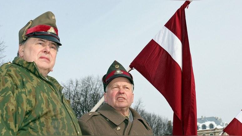 DELFI: сейм Латвии намерен уравнять в правах противников во Второй мировой