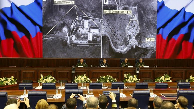 Business Insider: сирийский конфликт показал, что Россия готовится к космическим войнам