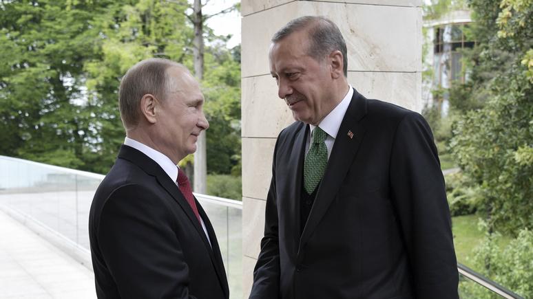 CNBC: американские эксперты сомневаются, что Анкара купит С-400