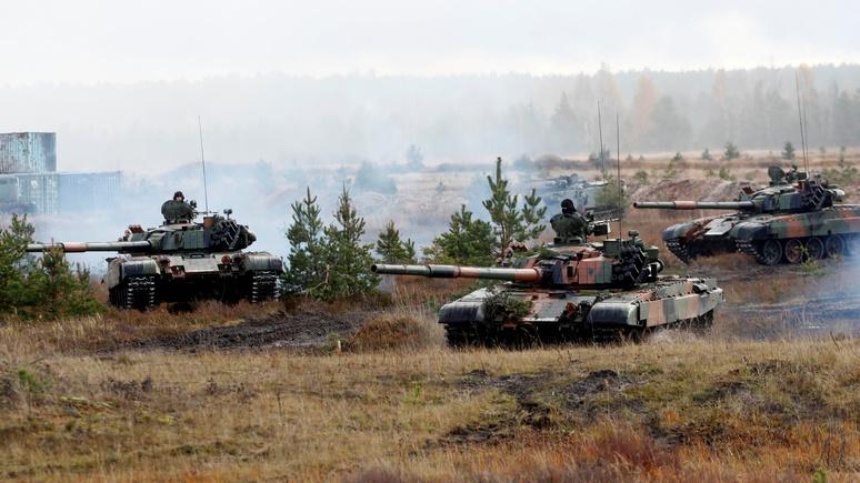 Hufvudstadsbladet: большинству финнов НАТО оказалось не мило