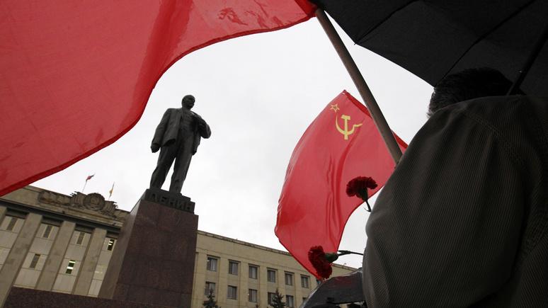 Guardian: Октябрьская революция действительно потрясла мир и... провалилась
