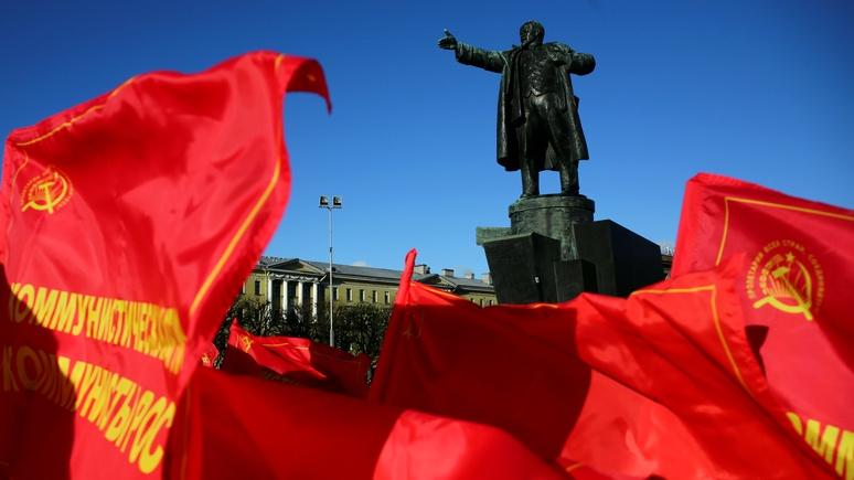 Обозреватель Bloomberg: от социализма Россия отказалась, а Запад заинтересовался