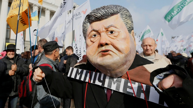 Neue Zürcher Zeitung: без масштабных реформ Киеву не осушить «коррупционное болото»