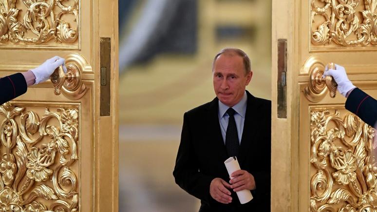 WP: Путин обвинил США в попытке вмешаться в российские выборы с помощью допинг-скандала