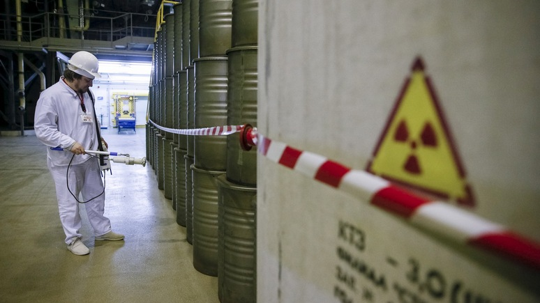 DW: в Европу пришло «радиоактивное облако» с Урала