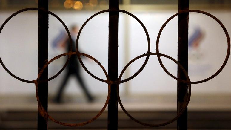 Немецкий эксперт: Россию надо отстранить от Олимпиады, даже если допинг недоказуем