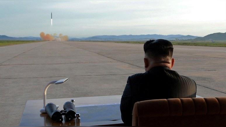Independent: КНДР раскритиковала Трампа, «выпрашивающего» ядерную войну