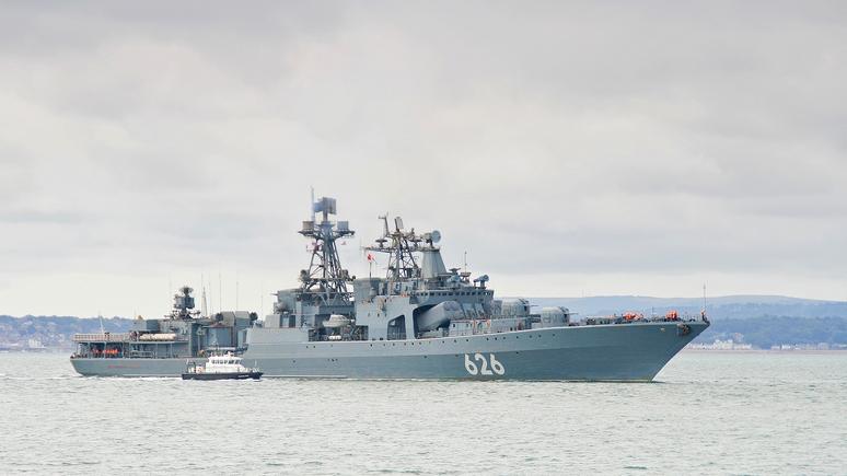 Daily Express: «Русские идут!» — и снова через Ла-Манш