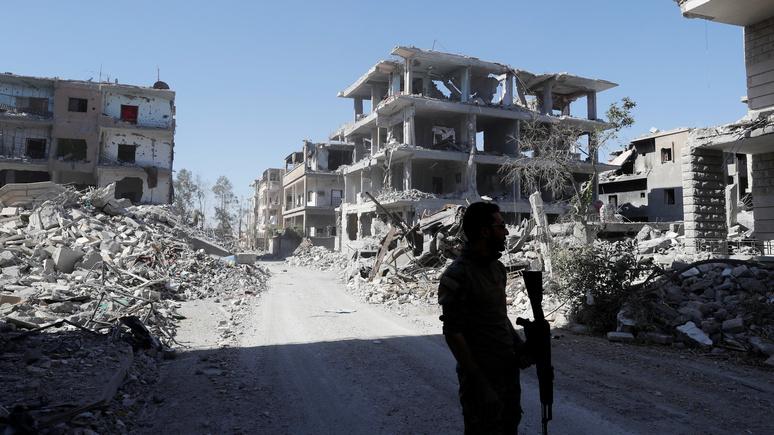«Грязный секрет Ракки»: BBC выяснила, как Запад помогал боевикам ИГ сбежать из города