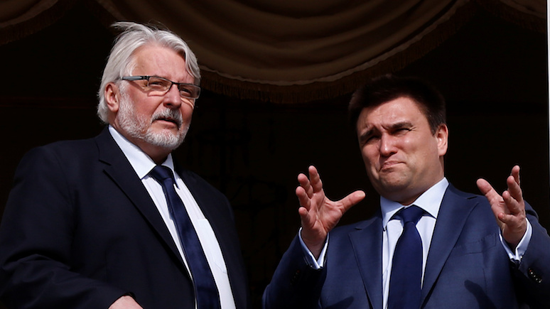 Newsweek: на радость Кремлю Украина становится врагом Польши