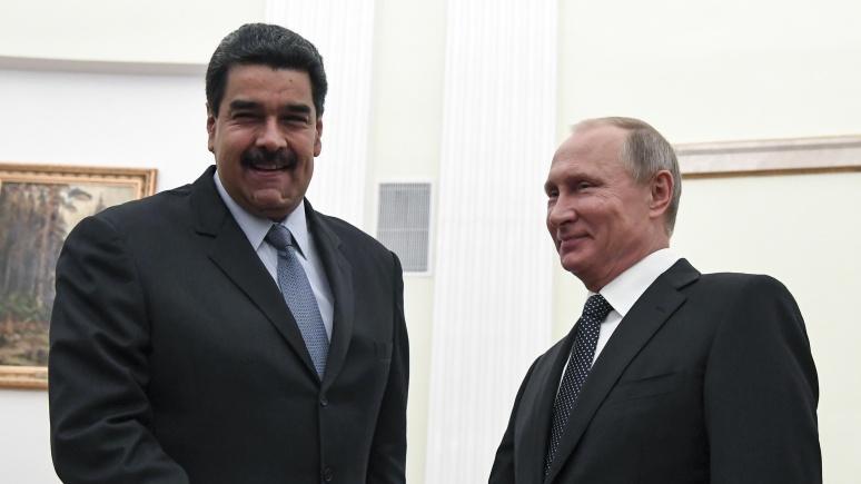 FT: Россия выручила Венесуэлу реструктуризацией долга