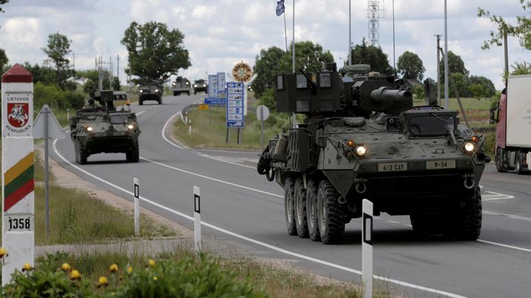 FAZ: европейская логистика и бюрократия стали «ахиллесовой пятой» НАТО