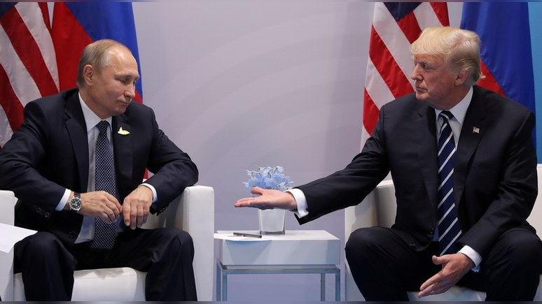 National Review: помогать Америке — не в интересах «кагэбэшника Путина»
