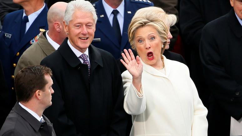 Fox: новые и старые скандалы тянут Клинтонов в «политическое небытие»