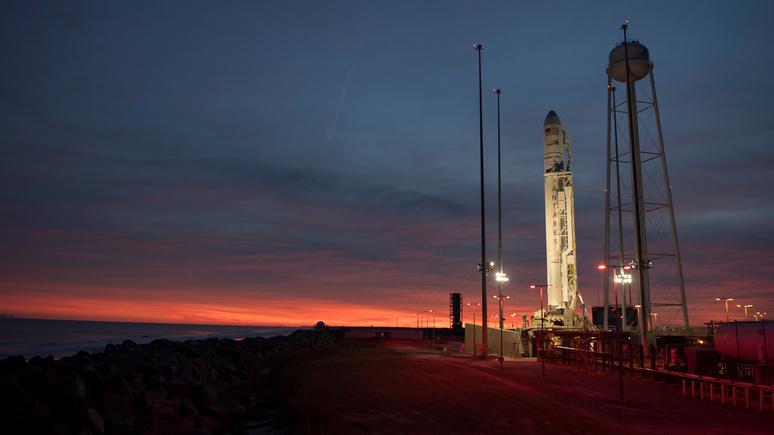 DLF: ради покорения космоса США делают для России «серьёзные исключения»