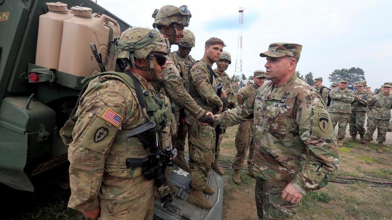 Командующий силами США в Европе: время не на стороне России