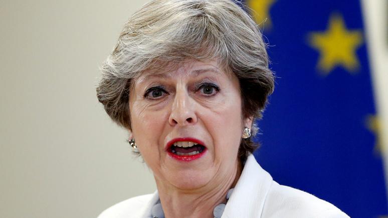 BBC: Тереза Мэй вновь предупредит Европу о «враждебной России»