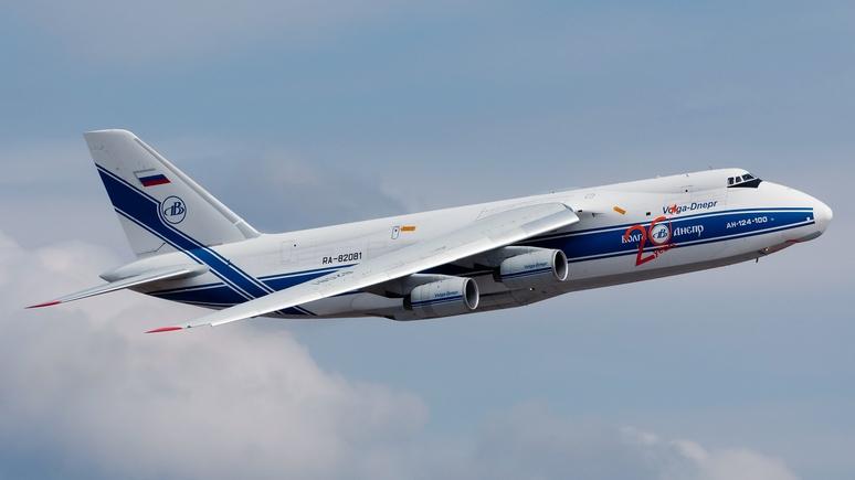 Todo Noticias: спасать аргентинскую подлодку прилетит российский самолёт-гигант