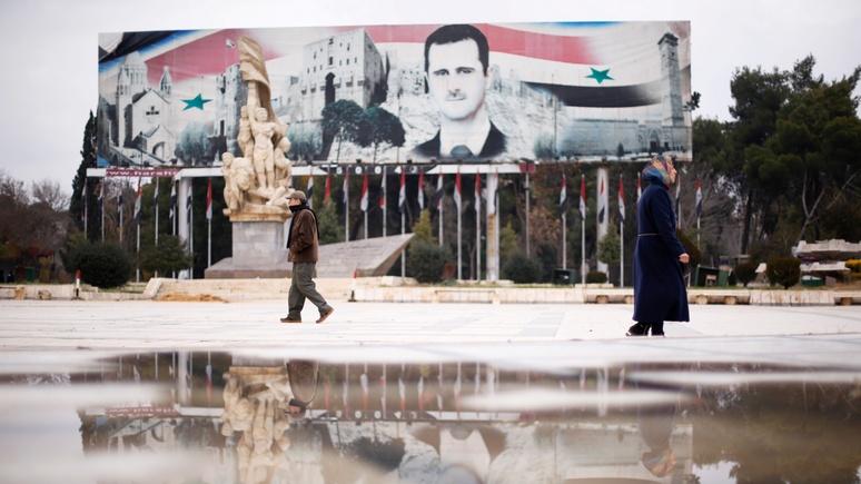 Обозреватель The Hill: Трамп не должен отказываться от идеи свергнуть Асада