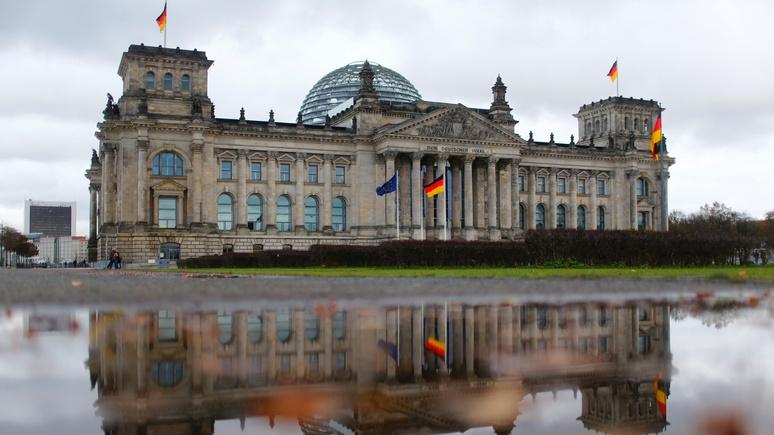 Der Spiegel: у Германии всё хорошо, но немцы боятся за своё будущее