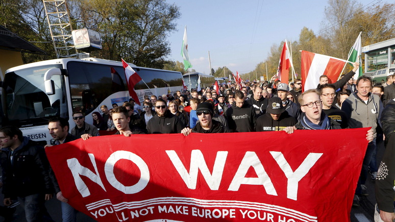 Wall Street Journal: главная угроза для ЕС впервые идёт извне