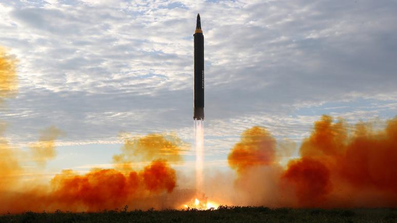 Washington Post: Пхеньян прекратил запуск ракет только потому, что не сезон