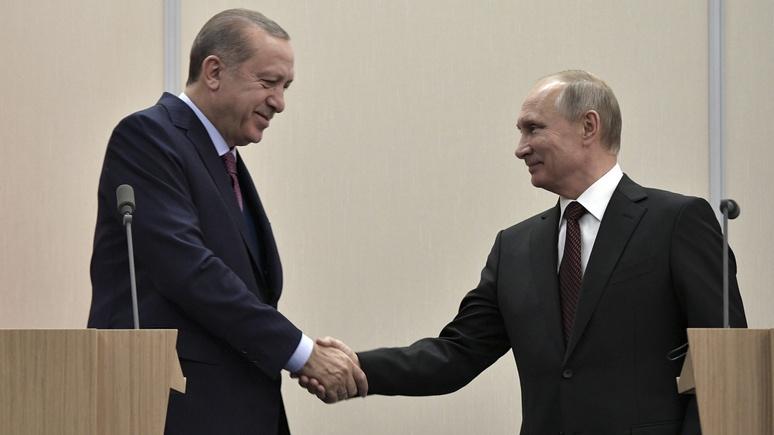 Турецкий дипломат: Турция, Россия и НАТО должны работать вместе
