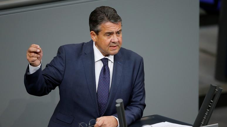 По стопам Шрёдера: Габриэль осудил ЕС за противодействие «Северному потоку — 2»