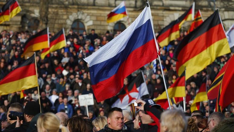 Cicero: несмотря на политический кризис, европейцы и россияне стремятся к сближению