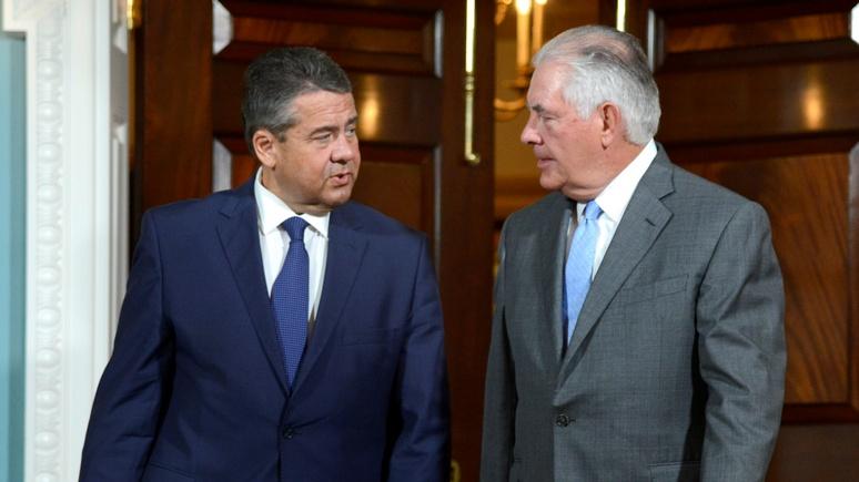 Die Zeit: Габриэль поддержал миротворческое предложение Путина по Украине