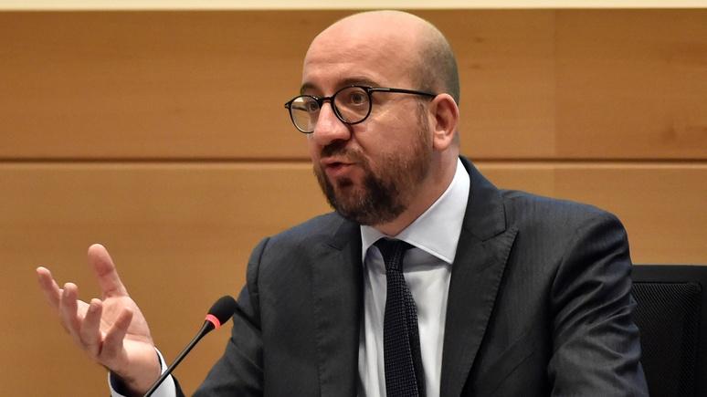 Le Vif: премьер-министр Бельгии надеется наладить диалог во время визита в Россию