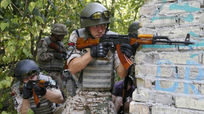 Сегодня: из-за воровства в армии по Украине «гуляет» около 5 млн стволов