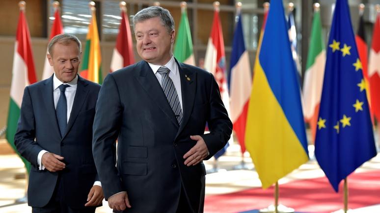 Neue Zürcher Zeitung: не украинскому референдуму решать о членстве в ЕС и НАТО
