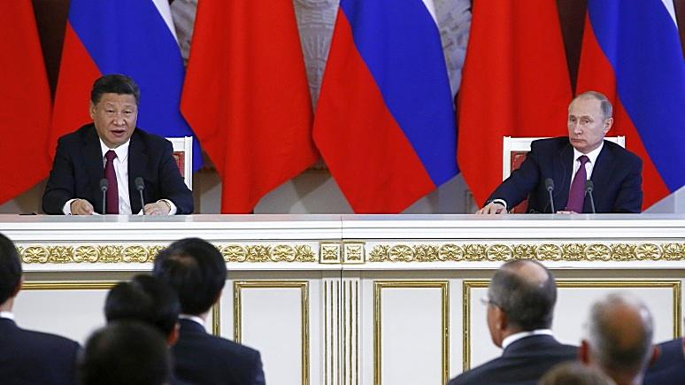 Toronto Star: Запад осуждает «злого гения» Путина, но закрывает глаза на «недемократичный» Китай