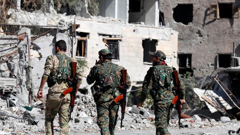 Times: сбежавшие из Ракки боевики ИГ пытаются проникнуть в Европу