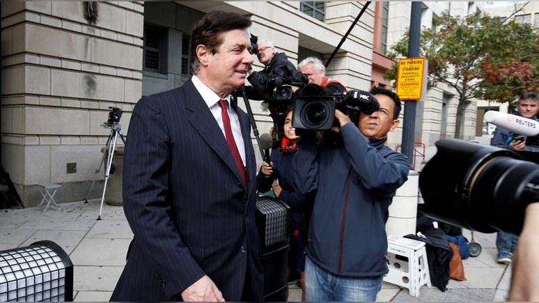 Newsweek: арестованному Манафорту не позволили рассказать в СМИ о своей работе на Украине