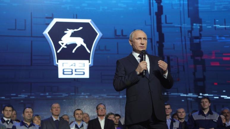 Independent: Путин объявил об участии в выборах на неделю раньше, чем ожидали